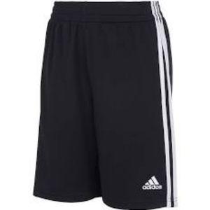 Adidas Boys Black Athletic Shorts SZ 5